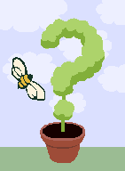 questionmark bush