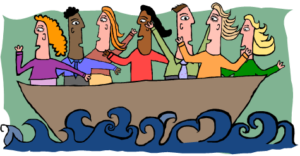 all in one boat