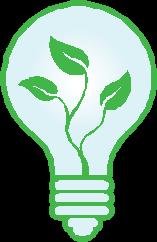plant lightbulb